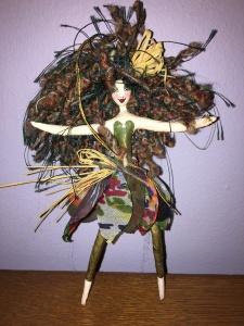 crazy doll