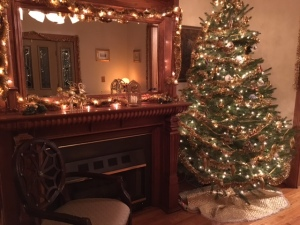 Mikes Christmas tree
